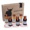 Limited Edition Survivor Wine Tasting Kit